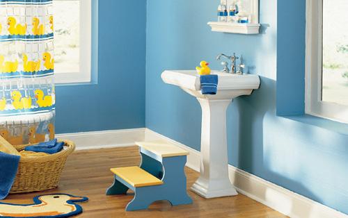 salle de bains enfants - Salle De Bain Enfants